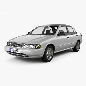 nissan sentra 1995 model