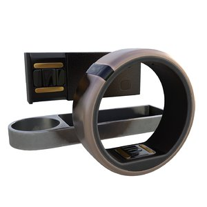 3D motiv smart ring