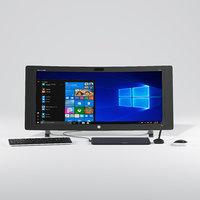 HP Envy Curved 34-a090ur 34+XP Pen Deco 01