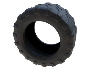 crossfit tyre model