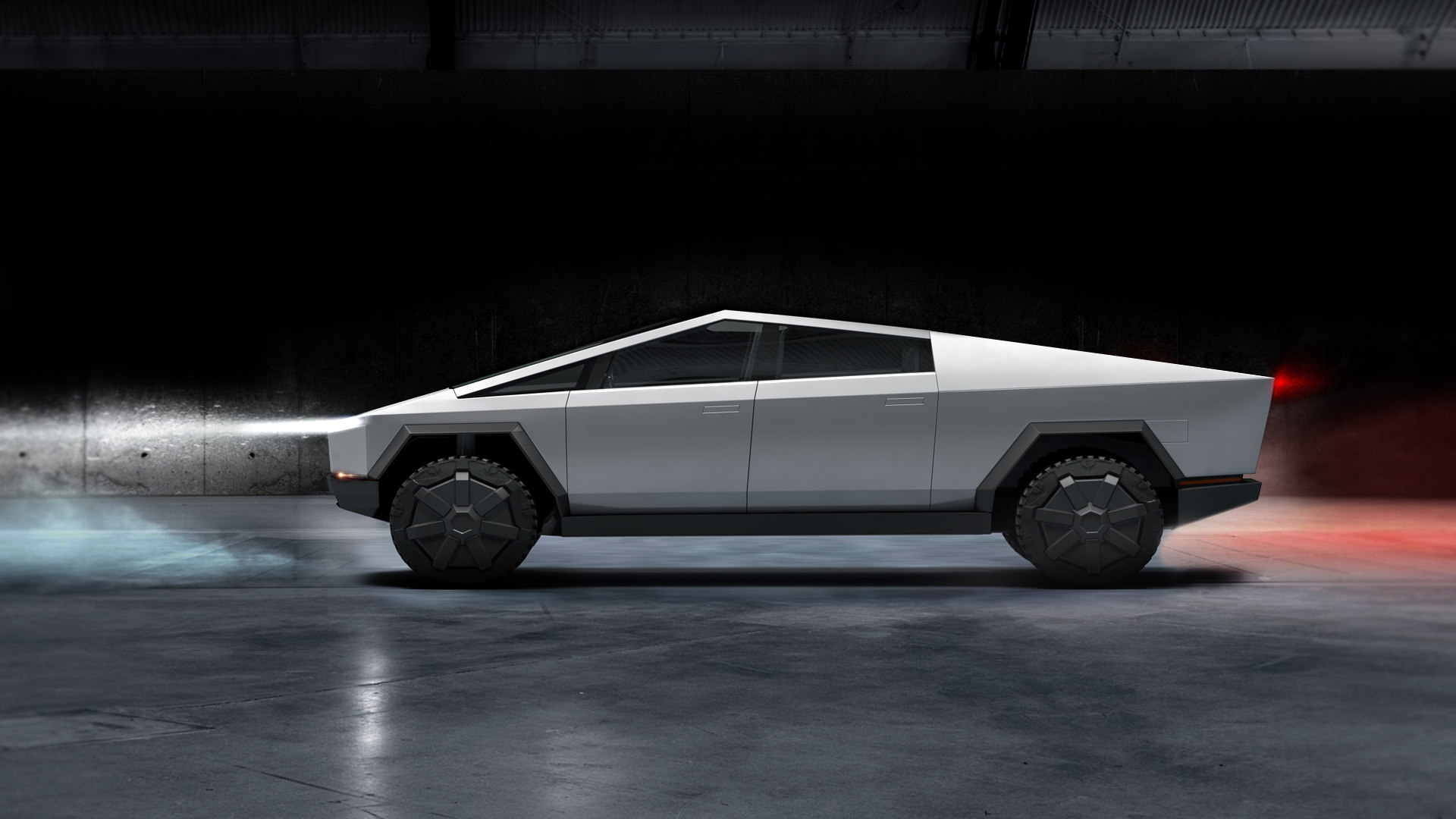 Tesla cybertruck cyberquad atv model - TurboSquid 1524581