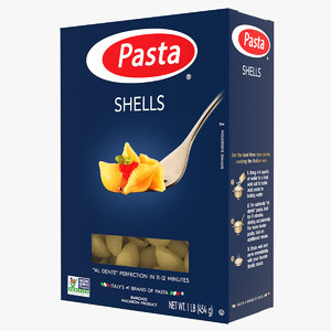 3D box shells
