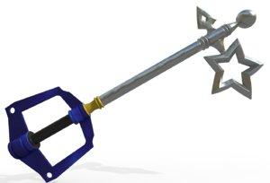 3D starlight sword