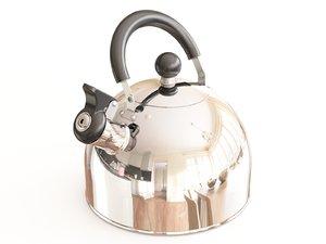 3D kettle cookwar