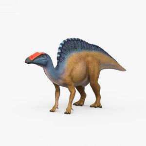 dinosaurs animal nature 3D model