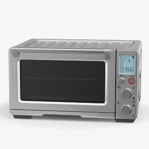 3D smart oven