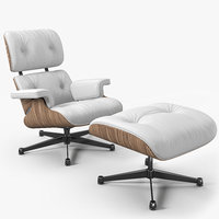 Eames Vitra Lounge Chair 1956 OWS
