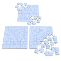 Puzzle 7x7 pack