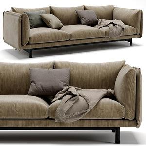 wendelbo kite sofa model