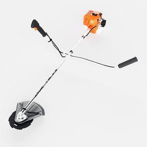trimmer 3D model