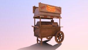 wooden street uvs food model