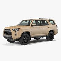 4x4 SUV Toyota 4Runner
