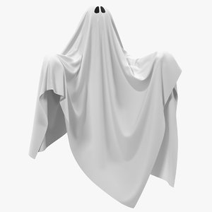 white ghost phantom model