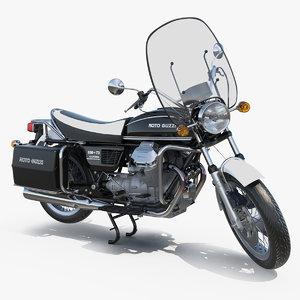 3D moto guzzi 850 t3 model