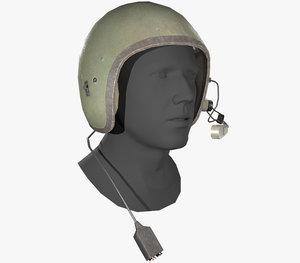 t56-6 helmet 3D