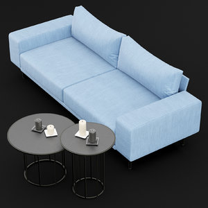 sofa table design 3D