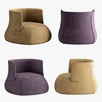 Armhair Fat sofa FS70