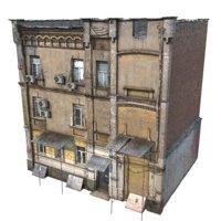 Photorealistic European Buildings 02