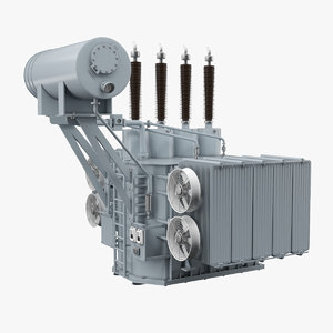 3D electrical transformer