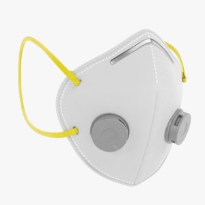 respirator pbr 3D
