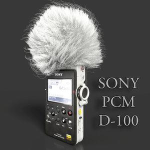 3D sony