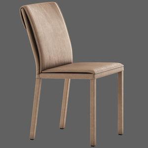 altacom molly chair 3D model