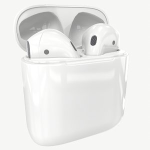apple airpods case 3D model