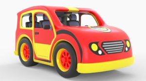 3D toy car 010 model