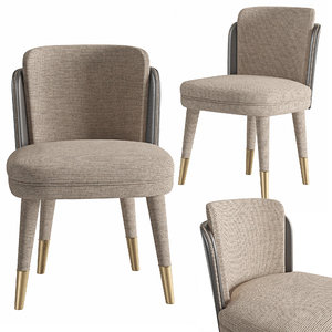 chair eva 3D model