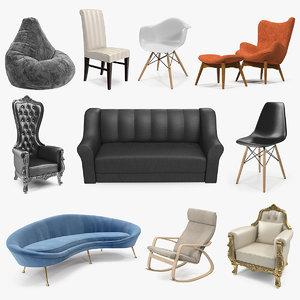 3D furnishings 3