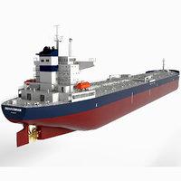 Oil Tanker Panamax v2