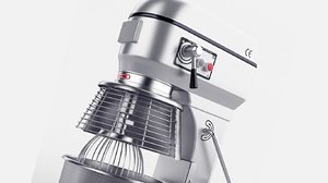 3D mixer machinery planetary