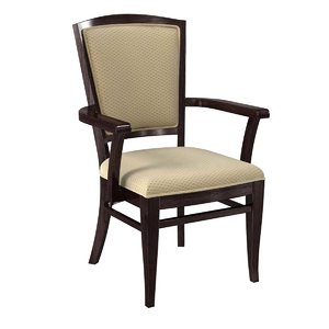 dor-val dining room armchair 3D