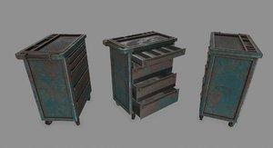 cupboard 10 3D model