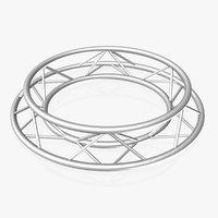 Truss Triangular diameter 150cm