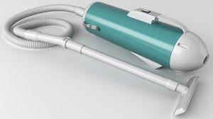 vacuum cleaner clean 3D model