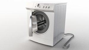 3D machine washing