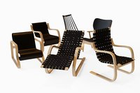 Artek Lounge Chair Collection