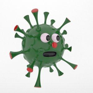 virus coronavirus model