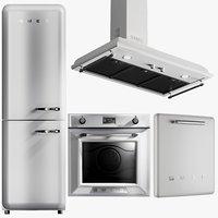 Kitchen Appliances Collection 4