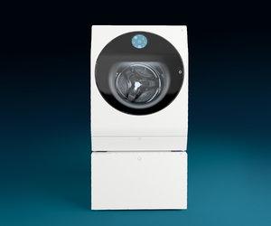 3D washing machine lg signature
