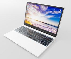 notebook laptop computer 3D model