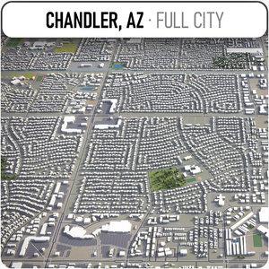 chandler surrounding - model