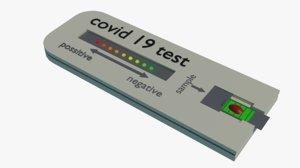 covid19 test kit model