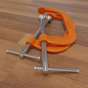 clamp c-clamp 3D