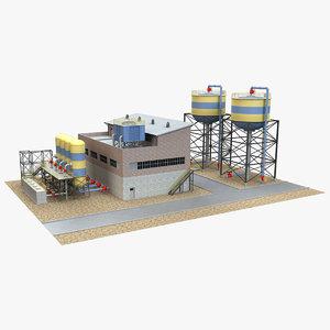 industrial 3 model