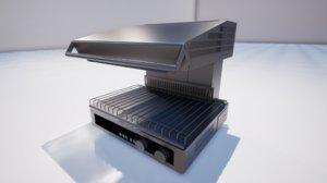 salamandre hi-lite - giorik 3D model