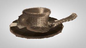 3D art meret oppenheim
