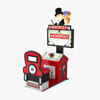 Monopoly Arcade Game