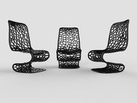 Chair Hi-Tech Meshed
